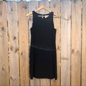 Cynthia Rowley | Classic Little Black Shift Dress